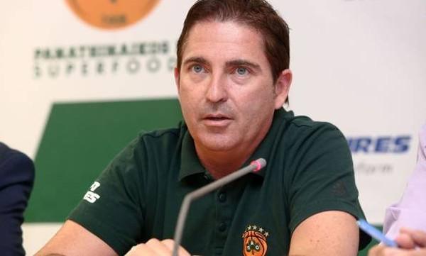 Πασκουάλ: «Το αφιερώνω στην ομάδα μου»