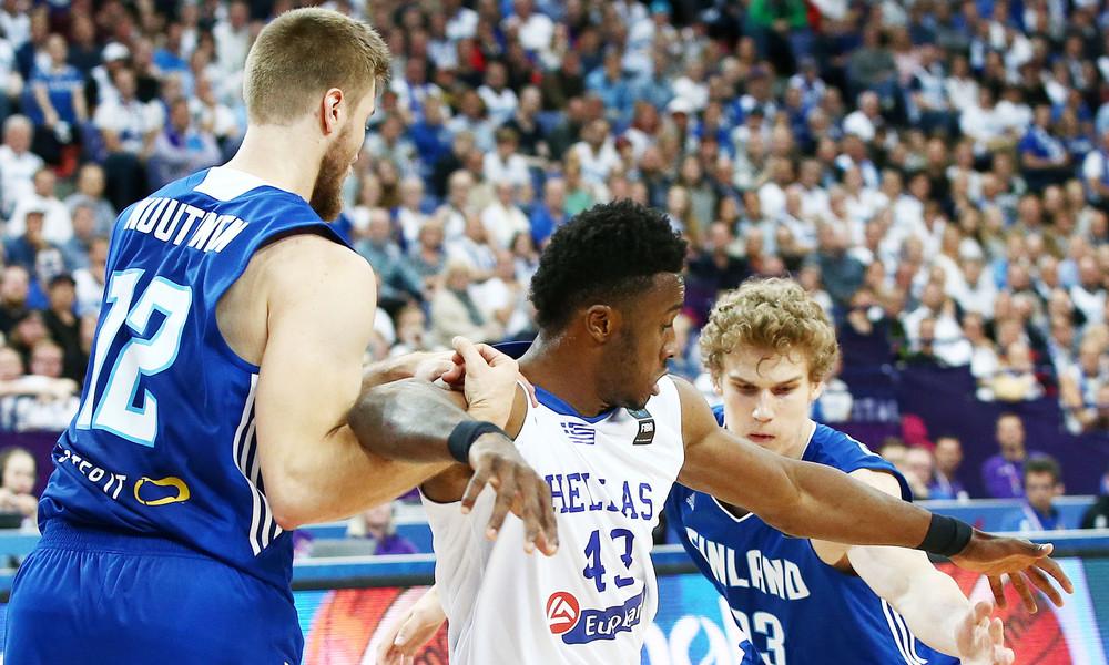 Ελλάδα - Φινλανδία 77-89: Απογοήτευση, αλλά... τελικός με Πολωνία