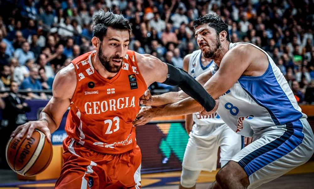 Ευρωμπάσκετ 2017: Ζωντανή για πρόκριση στους «16» η Γεωργία