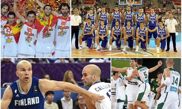 Ευρωμπάσκετ: Κακό ξεκίνημα, επικό τέλος