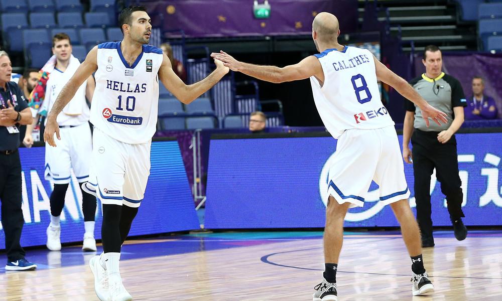 Ευρωμπάσκετ 2017: Το καλύτερο restart για την Ελλάδα