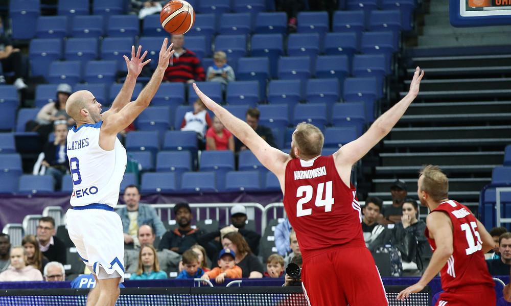 Ευρωμπάσκετ 2017: Το ηγετικό double double του Καλάθη