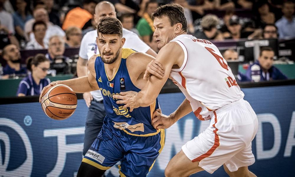 Ευρωμπάσκετ 2017: Προπόνηση για τους «16» το Μαυροβούνιο