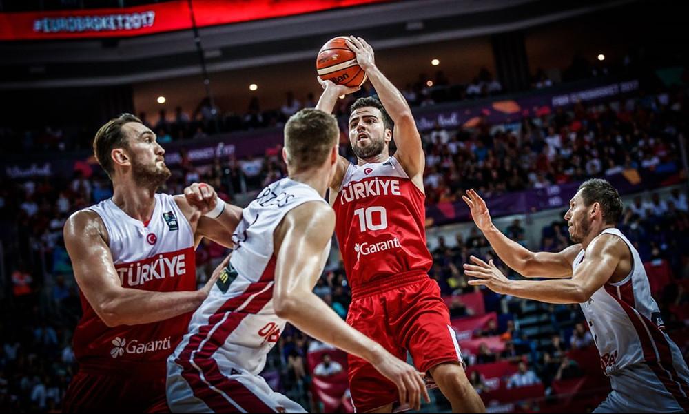 Ευρωμπάσκετ 2017: Στο… χαλαρό η Λετονία και η Τουρκία «καρφί» στην Ισπανία
