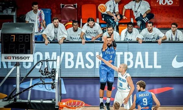 Ευρωμπάσκετ 2017: Η Ιταλία έβγαλε νοκ άουτ τους Φινλανδούς