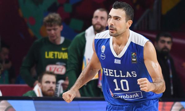 Ευρωμπάσκετ 2017: Τα… όργια Σλούκα με Λιθουανία (video)