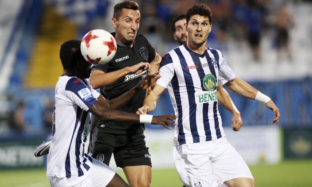 Απόλλων Σμύρνης-ΠΑΟΚ 0-0: Τα highlights του αγώνα (photos)