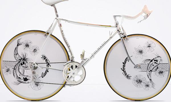 Το αγωνιστικό ποδήλατο που σε κερδίζει με την βιντατζιά του