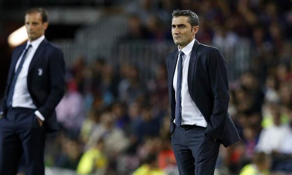 Champions League: Αποθεώνει Μέσι ο Βαλβέρδε