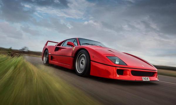 Ένα ονειρικό βίντεο για την πιο ονειρεμένη Ferrari