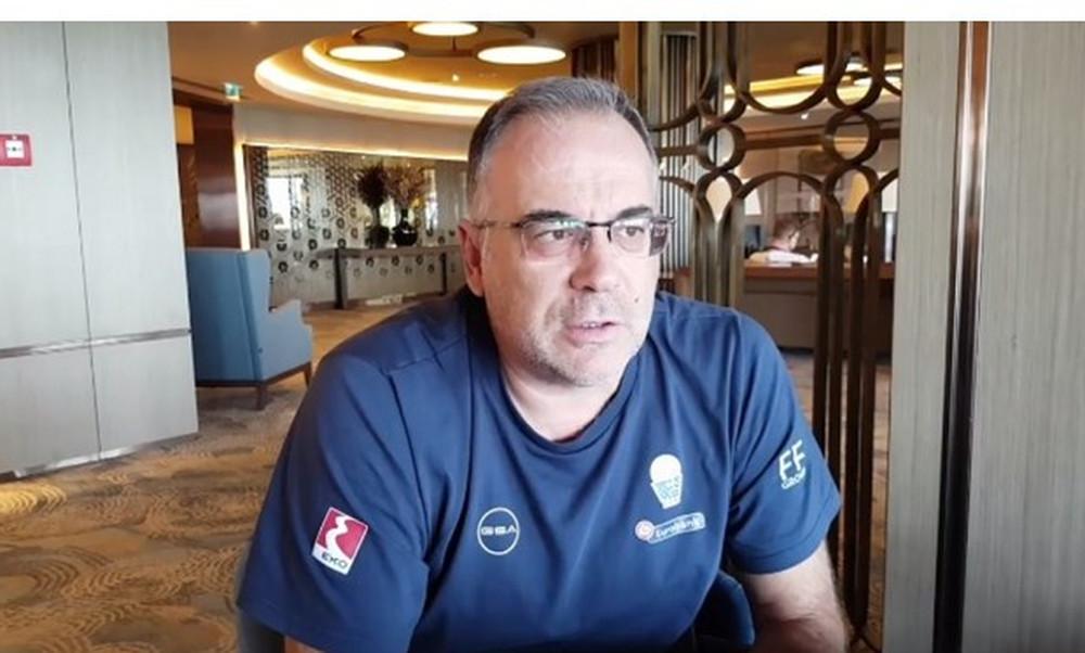 Σκουρτόπουλος: «Σημείο αναφοράς ο Σβεντ, να τον περιορίσουμε» (vid)
