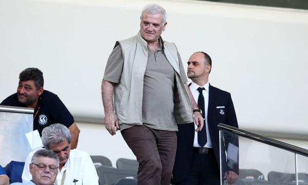 ΑΕΚ: Στην Κροατία ο Μελισσανίδης