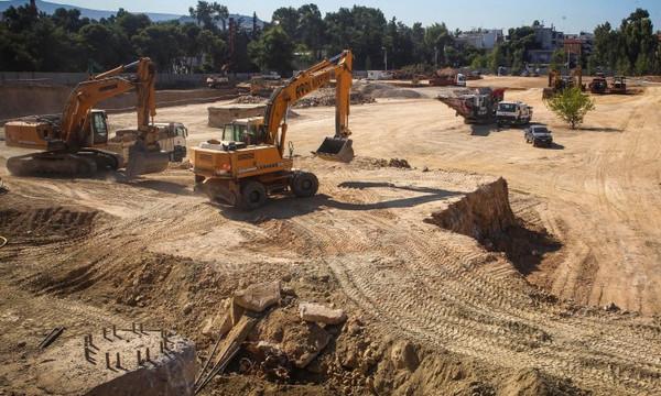 ΑΕΚ: Τα έργα στη Νέα Φιλαδέλφεια (video)