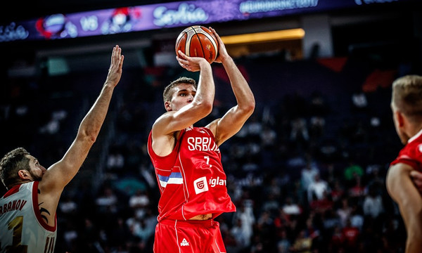 Ευρωμπάσκετ 2017: Με τεράστιο Μπογκντάνοβιτς στον τελικό η Σερβία