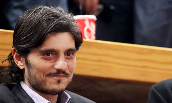 Η δήλωση του Δημήτρη Γιαννακόπουλου για τη συνάντηση με τον Γιάννη Αλαφούζο
