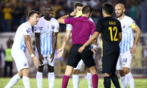 Λαμία-ΑΕΚ 0-1: Το πέναλτι «φάντασμα» στο Περιστέρι (vid)