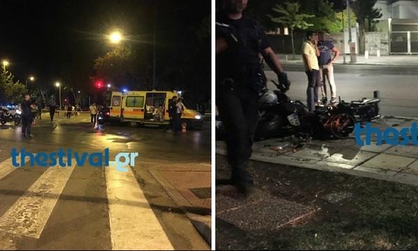 Ανείπωτη τραγωδία: Νεκροί τρεις νέοι σε τροχαίο στο κέντρο της Θεσσαλονίκης