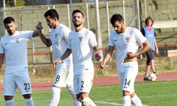 Αιγινιακός-Απόλλων Πόντου 0-1: Ο Μπρίτο έκανε τη διαφορά