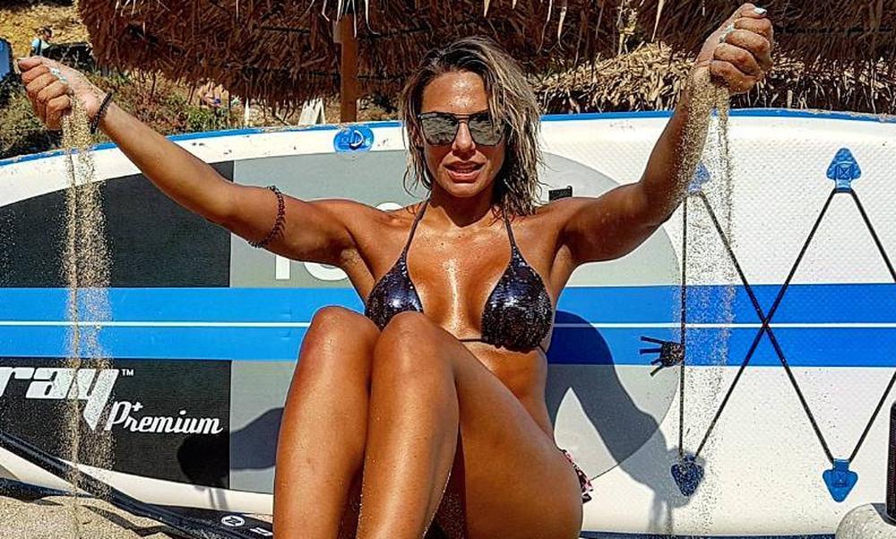 Αυτή είναι η πιο καυτή Ελληνίδα παρουσιάστρια!