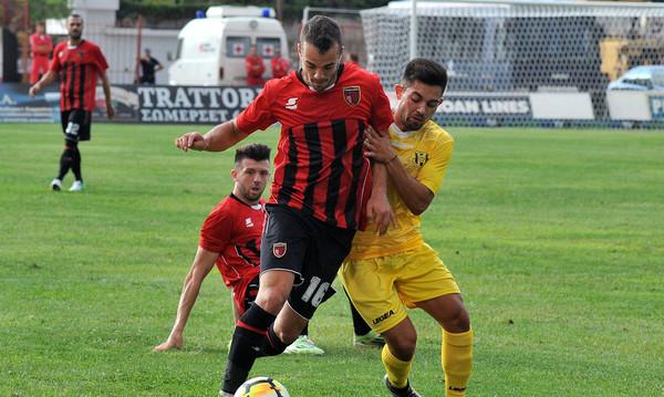 Παναχαϊκή-Αναγέννηση Καρδίτσας 1-0: Δυναμικό come back!