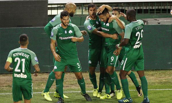 Παναθηναϊκός-Λάρισα 2-0: Έχει σφυγμό και... comandate!
