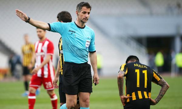 Super League: Σιδηρόπουλος και πάλι στο ΑΕΚ - Ολυμπιακός!