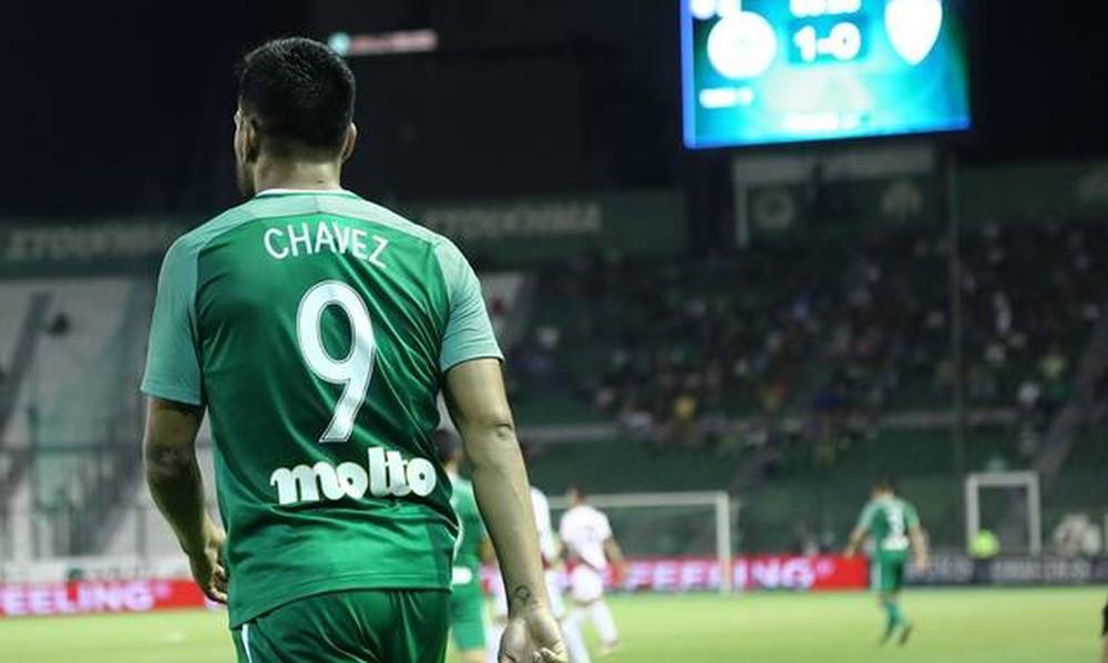 Τσάβες: «Χαρούμενος για το γκολ» (pic)