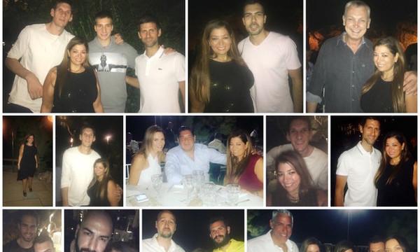 Δύο σέρβικες βραδιές με Dream team of Legends...