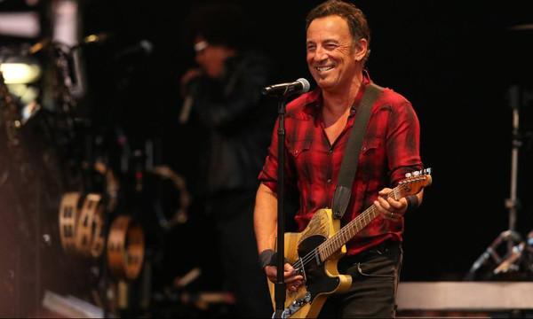 Και πώς να μην αγαπάς τον Bruce Springsteen;