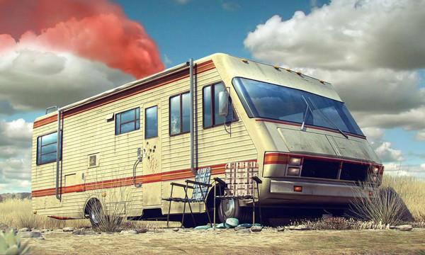 Και για πες: Θα «πάρκαρες» το RV του Breaking Bad στο σαλόνι σου;