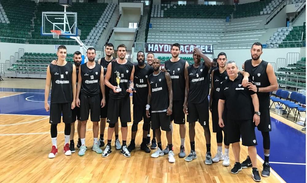 Σακάρια-ΠΑΟΚ: 81-86: Στην τρίτη θέση του τουρνουά της Προύσας ο «Δικέφαλος»