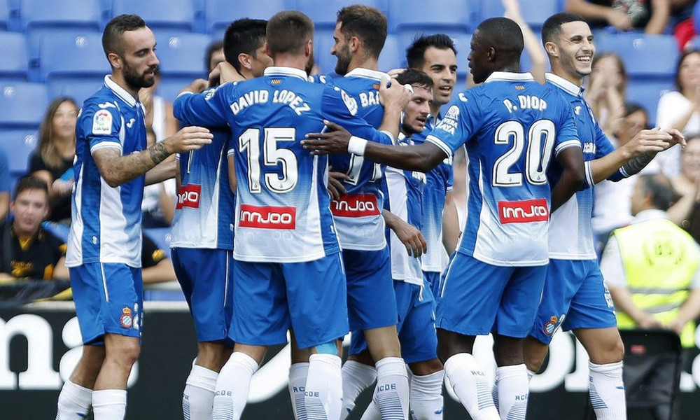 La Liga: Άνετη… τεσσάρα Εσπανιόλ σε Ντέπορ