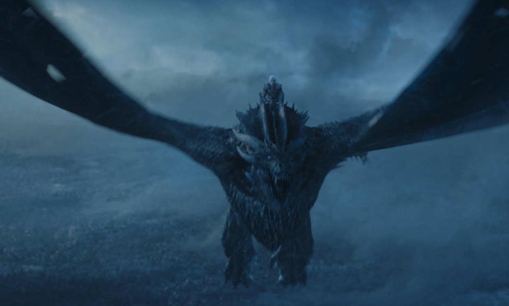 Γιατί πετάει φλόγες κι όχι πάγο ο Ice Dragon;