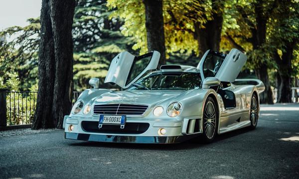 630 άλογα κρυμμένα στην εξωπραγματική Mercedes CLK GTR