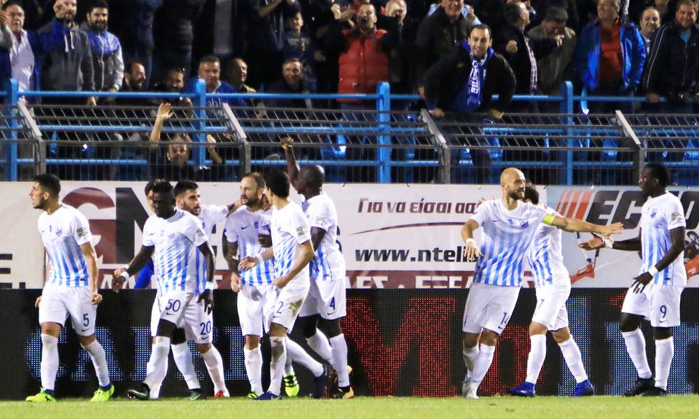 Λαμία-Πανιώνιος 1-0: «Κεραυνός» Μπλάζιτς… έκαψε τους «πάνθηρες»!