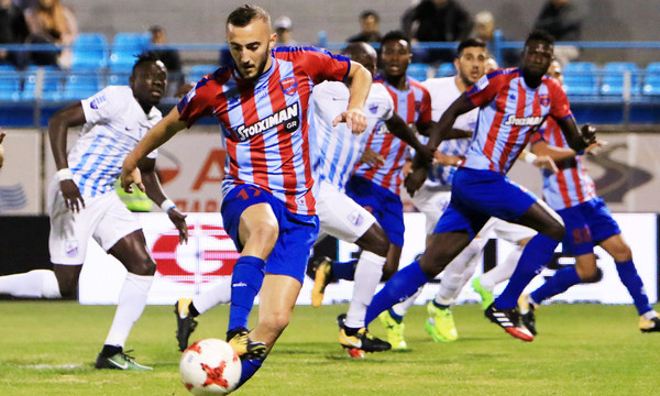 Λαμία - Πανιώνιος 1-0: Το γκολ του αγώνα (video)