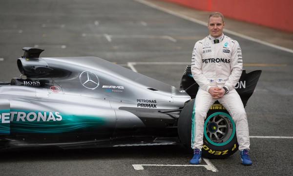 Formula 1: Ποινή πέντε θέσεων στον Μπότας