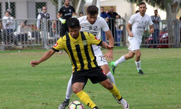 Football League: Φιλικό ντέρμπι στο Ηράκλειο