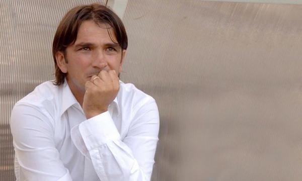 Ο Ντάλιτς στον πάγκο της Εθνικής Κροατίας