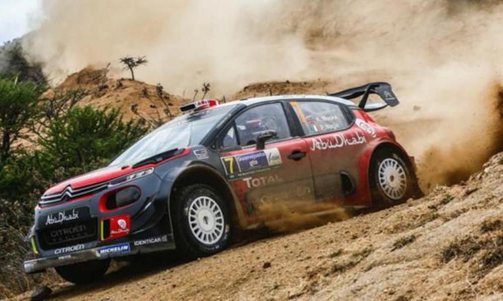 WRC-Ράλι Καταλονίας: Νικητής ο Κρις Μικ