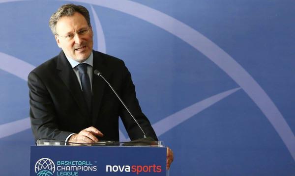 Κομνηνός: «Διοργάνωση που δίνει κυρίαρχη θέση στις ομάδες το Basketball Champions League»