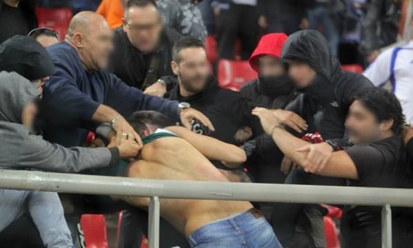 Συγκλονίζει η μαρτυρία του οπαδού που χτυπήθηκε στο «Γ. Καραϊσκάκης»