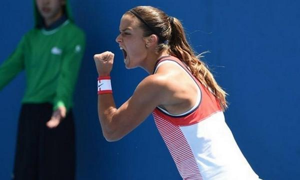 Τένις: Άνοδος ρεκόρ για Σάκκαρη
