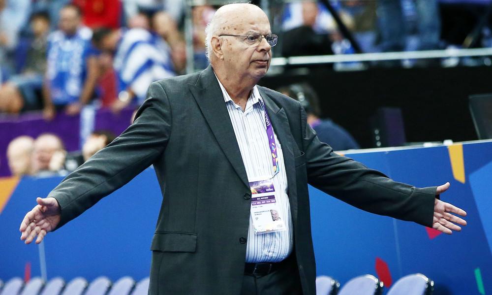 ΕΟΚ: Ο Βασιλακόπουλος καταγγέλει παρασκηνιακές ενέργειες στην ΕΟΕ