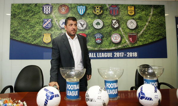Football League: Πρώτα παρέλαση και μετά… σέντρα!