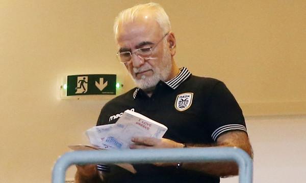 Σαββίδης: «Να ενωθούμε όλοι μαζί για να πετύχουμε τους στόχους μας»
