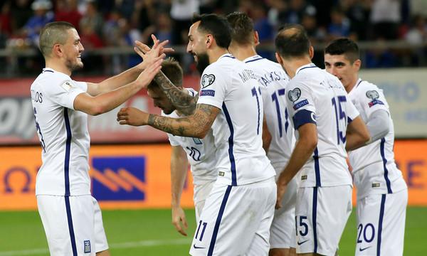 Προκριματικά Μουντιάλ: Με Κροατία η Ελλάδα!