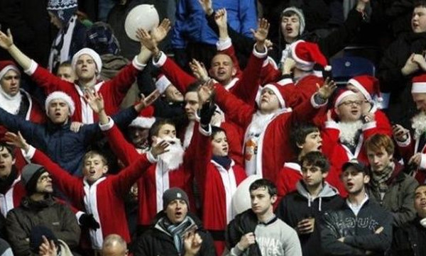 Απίστευτο: «Κόβουν» την μπάλα τα Χριστούγεννα στην Αγγλία!