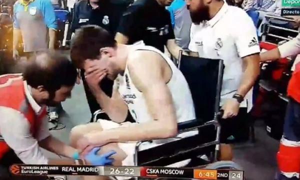 Σοκ για Κούζμιτς: Διέλυσε το γόνατό του και χάνει τη σεζόν