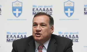 ΕΟΕ: Επανεξελέγη πρόεδρος ο Καπράλος